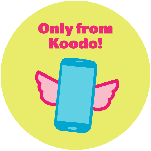 koodo how to pay bill when phone get disconyed