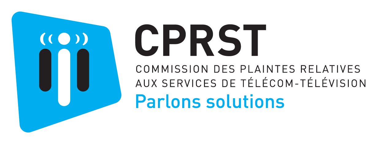 CPRST 'Parlons solutions' logo