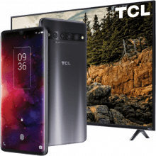 TCL Phone and TV Black Friday promo