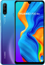 HUAWEI P30 Lite back to back image