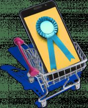 CPO shopping cart