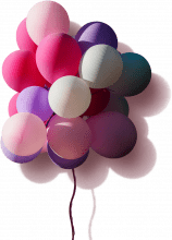 Koodo Balloons