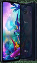 LG G8X ThinQ Single Screen back to back
