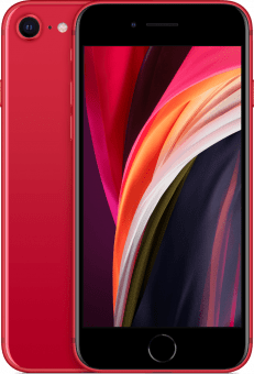 iPhone SE 2nd generation Product RED