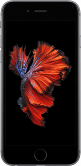iPhone 6s space grey front