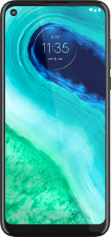 Motorola G Fast front