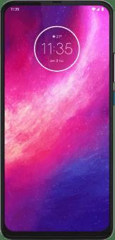 Motorola One Hyper Front