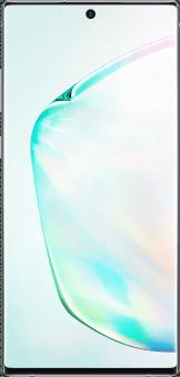 Samsung Galaxy Note10+ Aura Glow front