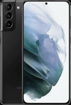 Samsung Galaxy S21 Phantom black frontback