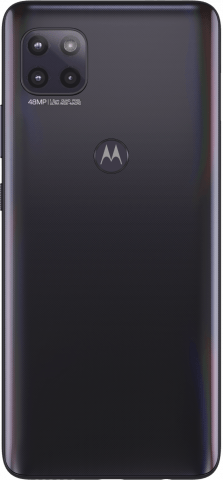 Motorola One 5G Ace back