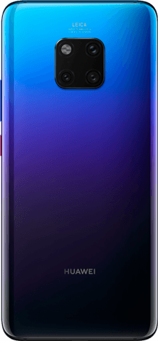 HUAWEI Mate20 Pro twilight back