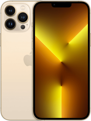 iPhone 13 Pro Max Gold