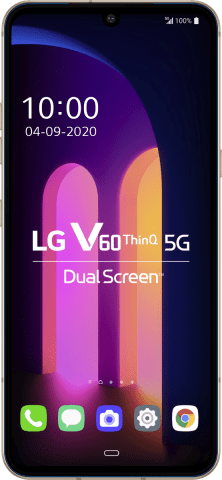 LG V60 ThinQ Dual Screen