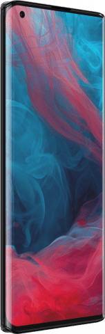 Motorola Edge+ Angled front