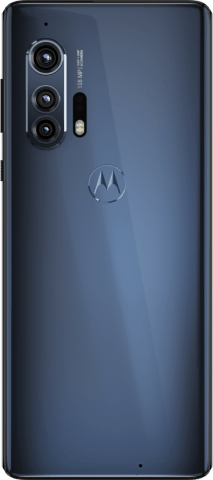 Motorola Edge+ Back