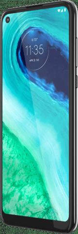 Motorola G Fast angled