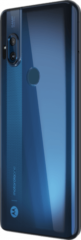 Motorola One Hyper back
