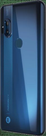 Motorola One Hyper back
