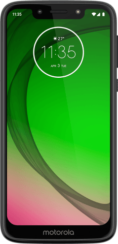 Motorola G7 Play front