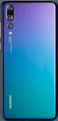 Huawei P20 Pro twilight back