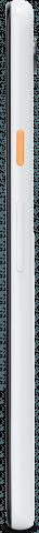 Pixel 3a white side