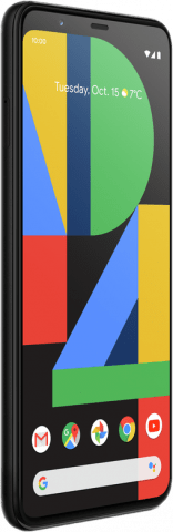 Google Pixel 4 XL angled front