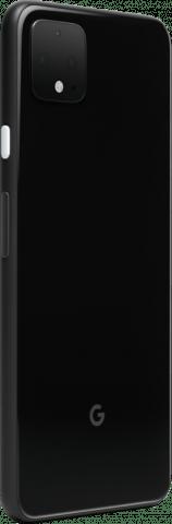 Google Pixel 4 XL angled back