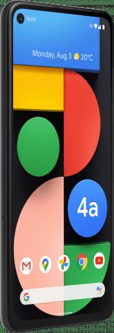 Google Pixel 4a 5G front-side