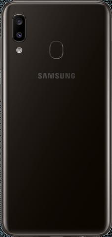 Samsung Galaxy A20 back
