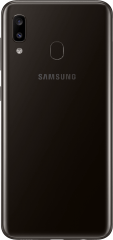 Samsung Galaxy A20 back