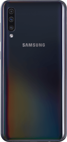 Samsung Galaxy A50 back