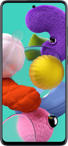 Samsung Galaxy A51 front
