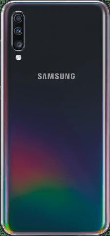 Samsung Galaxy A70 back