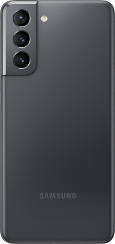 Samsung Galaxy S21 Phantom grey back