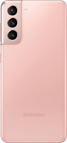 Samsung Galaxy S21 Phantom Pink Back