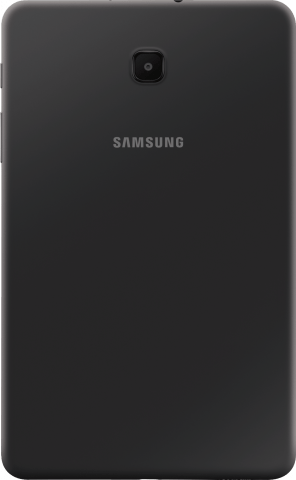 Samsung Galaxy Tab A back view