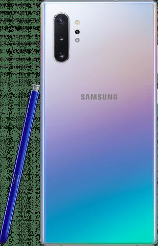 Samsung Galaxy Note10+ Aura Glow back