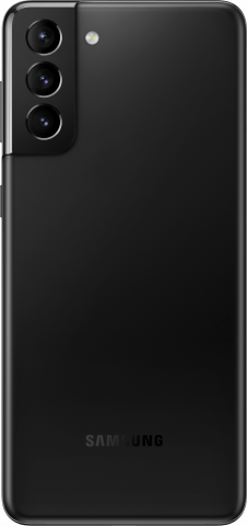Samsung S21 Phantom Black back