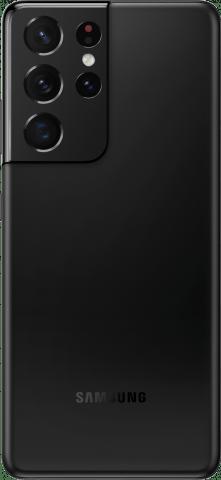 Samsung Galaxy S21 Ultra Phantom black back