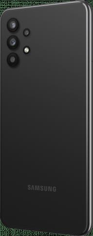 Samsung Galaxy A32 back angled