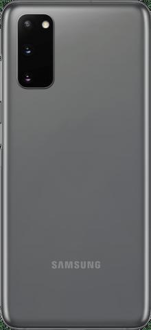 Samsung Galaxy S20 gray back