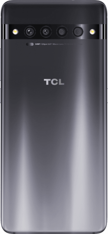 TCL 10 Pro back view