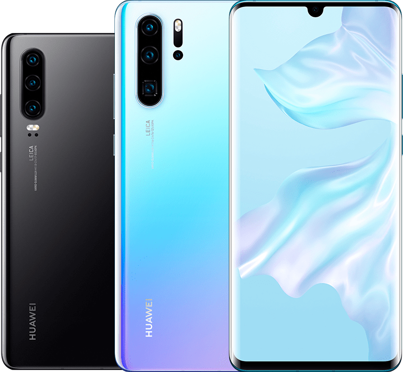 HUAWEI P30 phone images